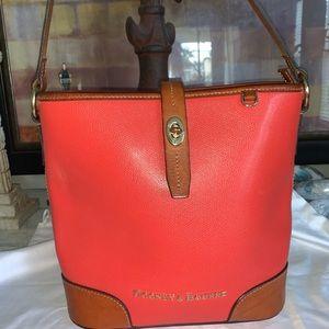 Dooney & Bourke red tote bag